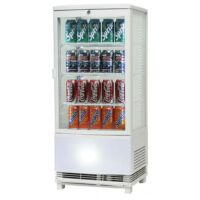 Bromic CT0080G4LW - Countertop Beverage Chiller 78L w/top lightbox-0