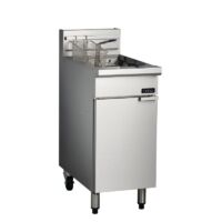 Cobra CF2 Single Pan Gas Commercial Deep Fryer -0
