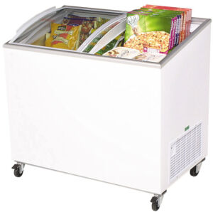 Bromic CF0400ATCG Commercial Chest Freezer -0