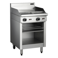 Cobra 600mm Gas Griddle with Toaster CT6-0