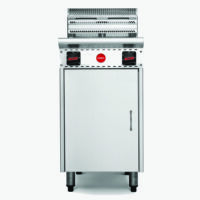 Cook On FFR-2-200S Commercial Deep Fryer -0