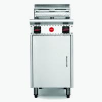 Cook On FFR-2-200S Commercial Deep Fryer -0