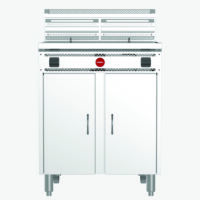 Cook On FFR-2-300S Commercial Deep Fryer-0