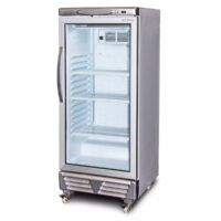 Bromic GM0220 LED Glass Door Commercial Fridge-0