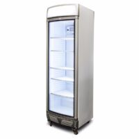 Bromic GM0400LC LED Glass Door Commercial Fridge 380L-0