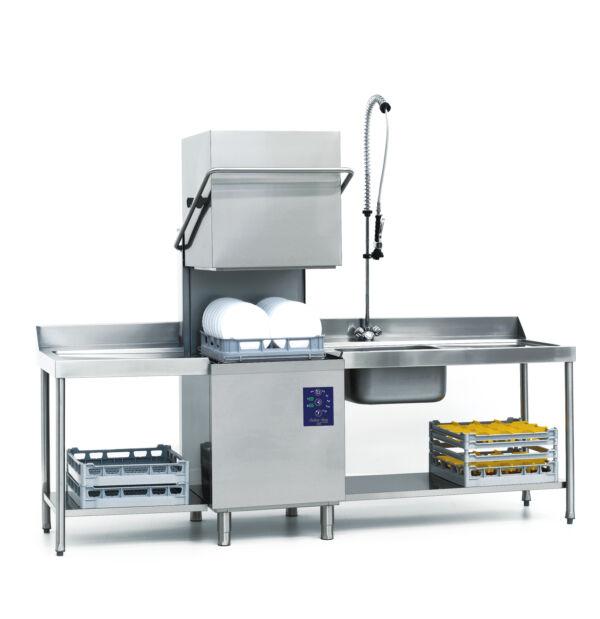 Madison IM20 Upright Commercial Dishwasher-1189