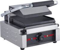 FED GH-811E Large Single Contact Grill -0