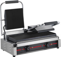 FED GH-813E Large Double Contact Grill -0