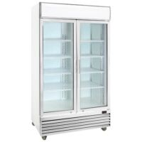LG-1000GE Commercial 2 Door Display Fridge-0