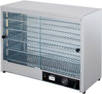 FED DH-580 Pie Warmer & Hot Food Display-0