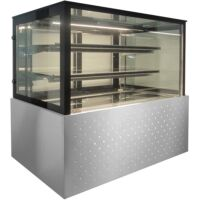 Belleview SG120FE-2XB Commercial Heated Food Display -0