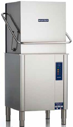 Washtec XP Economy Pass Through Commercial Dishwasher-0