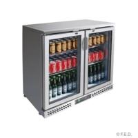 FED SC248SG Commercial Fridge Bar Cooler -0