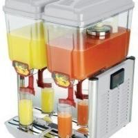 ICE Double Bowl Juice Dispenser-0