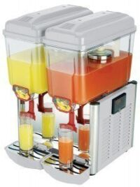 ICE Double Bowl Juice Dispenser-0