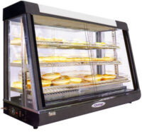 F.E.D PW-RT/900/1 Pie Warmer & Hot Food Display-0