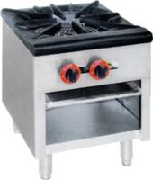 Gasmax RB-1 Dual Ring Gas burner single hob-0
