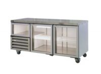 Anvil UBG1800 Glassdoor Underbar Fridge -0