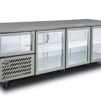 Anvil UBG2400 Glass Door Underbar Fridge-0