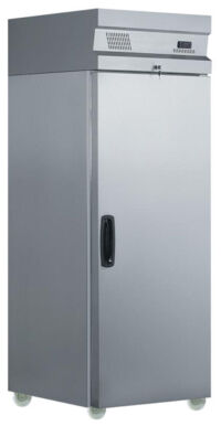 Inomak UFI1170 Stainless Steel Upright Commercial Fridge-0