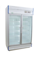 Anvil GDJ1260 Double Glass Door Upright Fridge - 1000L-0