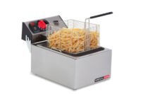 Anvil FFA0001 Single Pan Electric Fryer-0
