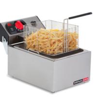 Anvil FFA0001 Single Pan Electric Fryer-0