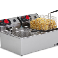 Anvil FFA0002 Electric Benchtop Fryer-0