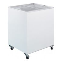 CF0200FTFG Bromic - Commercial Chest Freezer Flat Glass Top -0