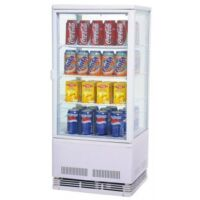 CT0080G4W Bromic - Countertop Beverage Chiller 78L-0