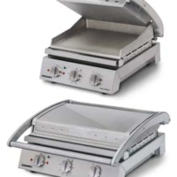 Roband 6 Sandwich Press toaster GSA610ST-0