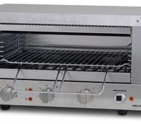 Roband Grill Max Wide-Mouth Toaster - GMW815E-0