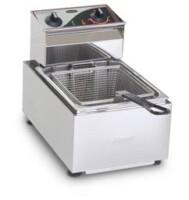 Roband F15 Single pan countertop commercial deep fryer-0