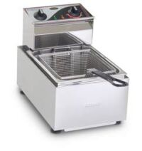 Roband F15 Single pan countertop commercial deep fryer-0