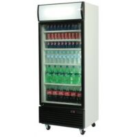Bromic GM0660L LED ECO Glass Door Commercial Fridge-0