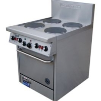 Goldstein PE-4S-20 Electric Range with Static Oven-0
