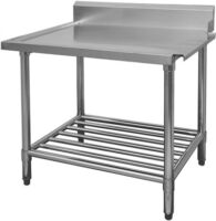 WBBD-7-0900 Stainless Steel Dishwasher Outlet Bench-0