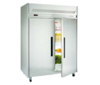 Williams Garnet LG2SDSS 2 Door commercial fridge-0