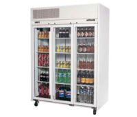 Williams Ruby HR3GDCB Glass door fridge-0