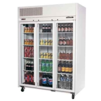 Williams Ruby HR3GDCB Glass door fridge-0