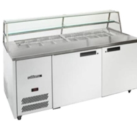 Williams JADE HJ2SCBA prep fridge-0