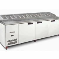 Williams JADE HJ3PCBA Pizza Prep fridge-0