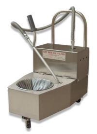 Kay Bee KBC-1S Oil Filter Machine-0