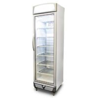 UF0374LS Bromic - Glass Door Commercial Freezer 300L w/Lightbox-0