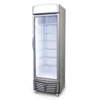 UF0440LS Bromic - Glass Door Commercial Freezer 440L w/Lightbox-0