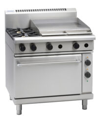 Waldorf RN8619GE Gas Range with griddle plate-0