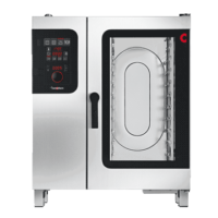 Convotherm C4EBD 10.10C EasyDial 11 Tray Electric Combi-Steamer Oven -0