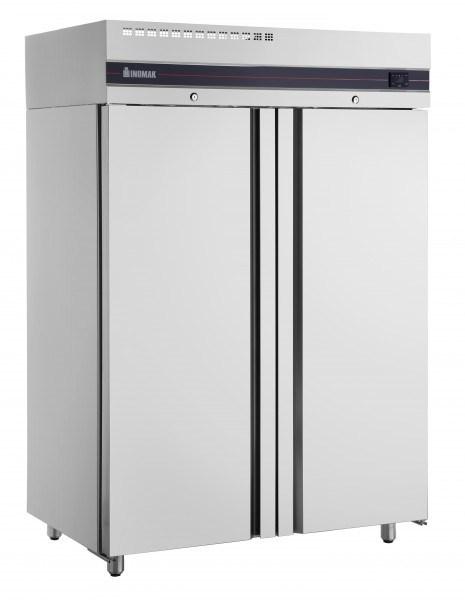 Inomak UFI1214 Double Door Upright Freezer - 1432L -0