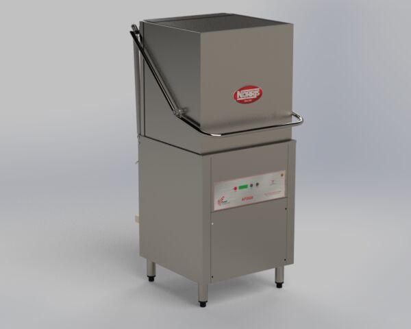 NORRIS AP750 1359391 Fast Response Commercial Pass Through Dishwasher -0