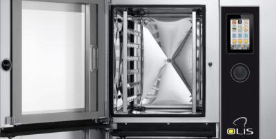 OLIS PRBET101 10 Tray Combi Steamer Oven -2630